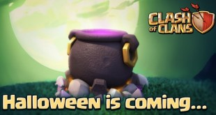 Clash Of Clans: acerca del caldero de Halloween
