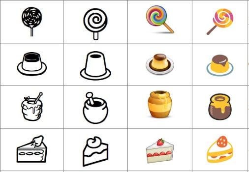 Guerra de emoticones entre Apple y Android