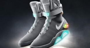 Nike Mag: los tenis de 'Volver al Futuro II'