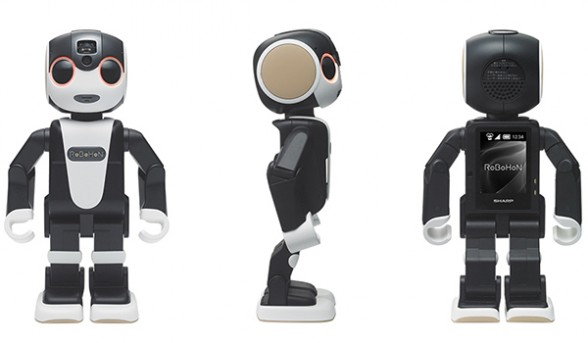 RoBoHon, robot de smartphone