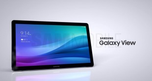 La nueva tablet de Samsung: Galaxy View
