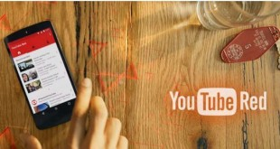 Youtube Red estará disponible