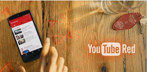 Youtube Red estará disponible