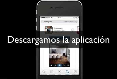 crear instagram paso 1