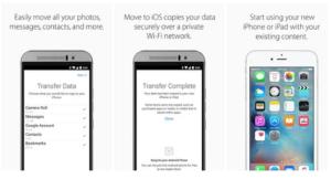 Nueva aplicación Move to iOS