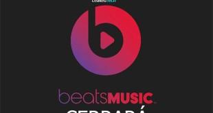 Apple cerrará Beats Music