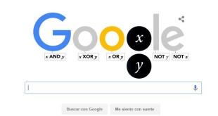 Google brinda homenaje a George Boole
