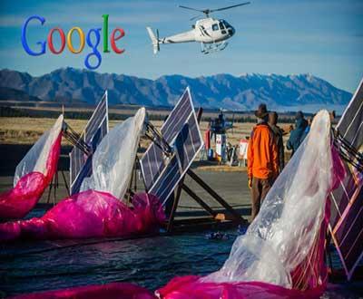 Google quiere conectar el mundo con globos
