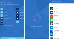 ¿Qué es AppComparison y para qué sirve?