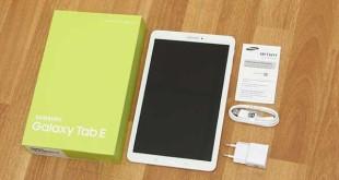 Samsung trabaja en el sucesor del Galaxy Tab E