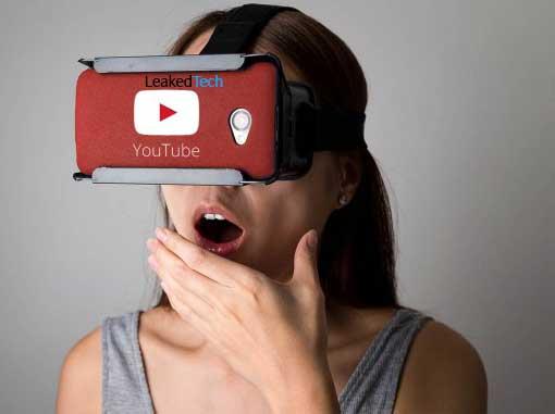 Youtube añade opciones de realidad virtual