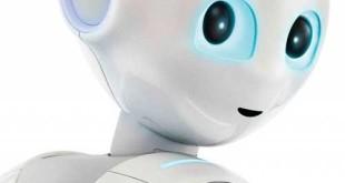 Pepper el robot recepcionista llegará a Francia