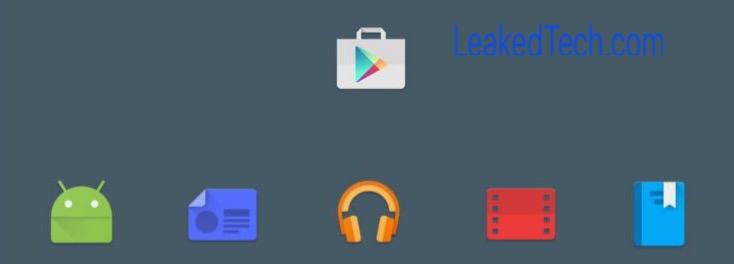 iconos de Google tendrán nuevos diseños