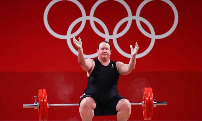 La primera mujer abiertamente trans en los Juegos Olímpicos