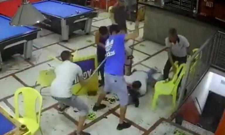 Intentó atracar un billar en Cúcuta y murió tras recibir una golpiza