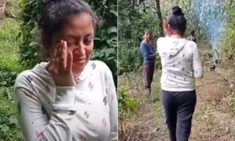 Humilde propuesta matrimonial de joven campesino hace llorar a más de uno